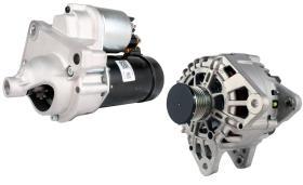 Motores y Alternadores